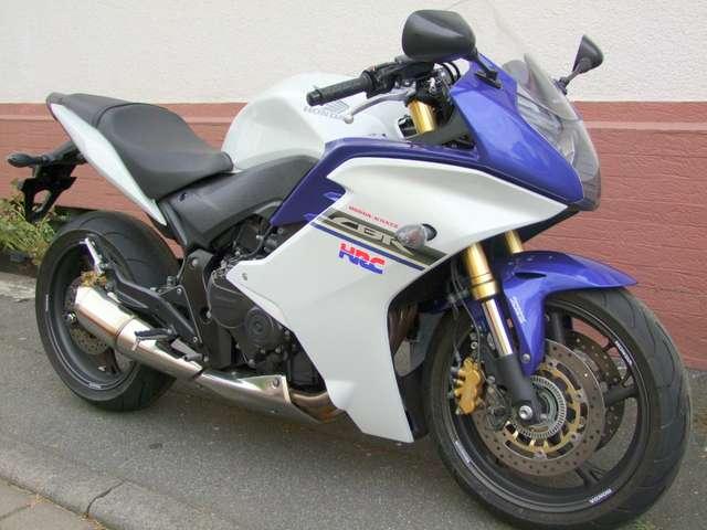 CBR 600 FA
